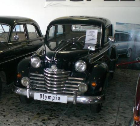 opel olympia 1951 opel. Black Bedroom Furniture Sets. Home Design Ideas